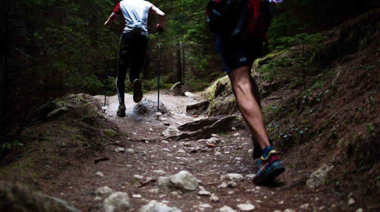 baton de trail