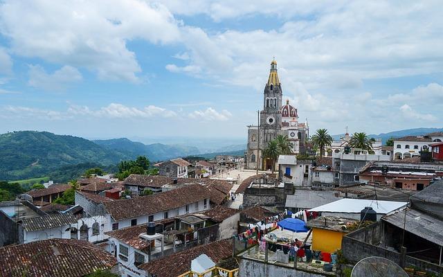 Puebla du Mexique