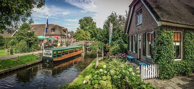 voyage Giethoorn