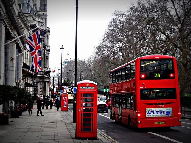 Voyage à Londres