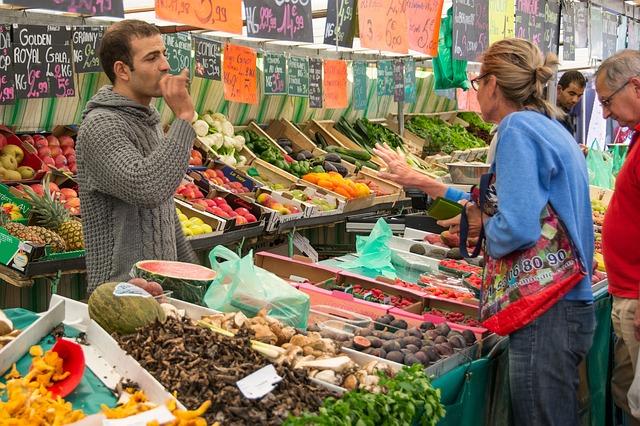 marché Paris