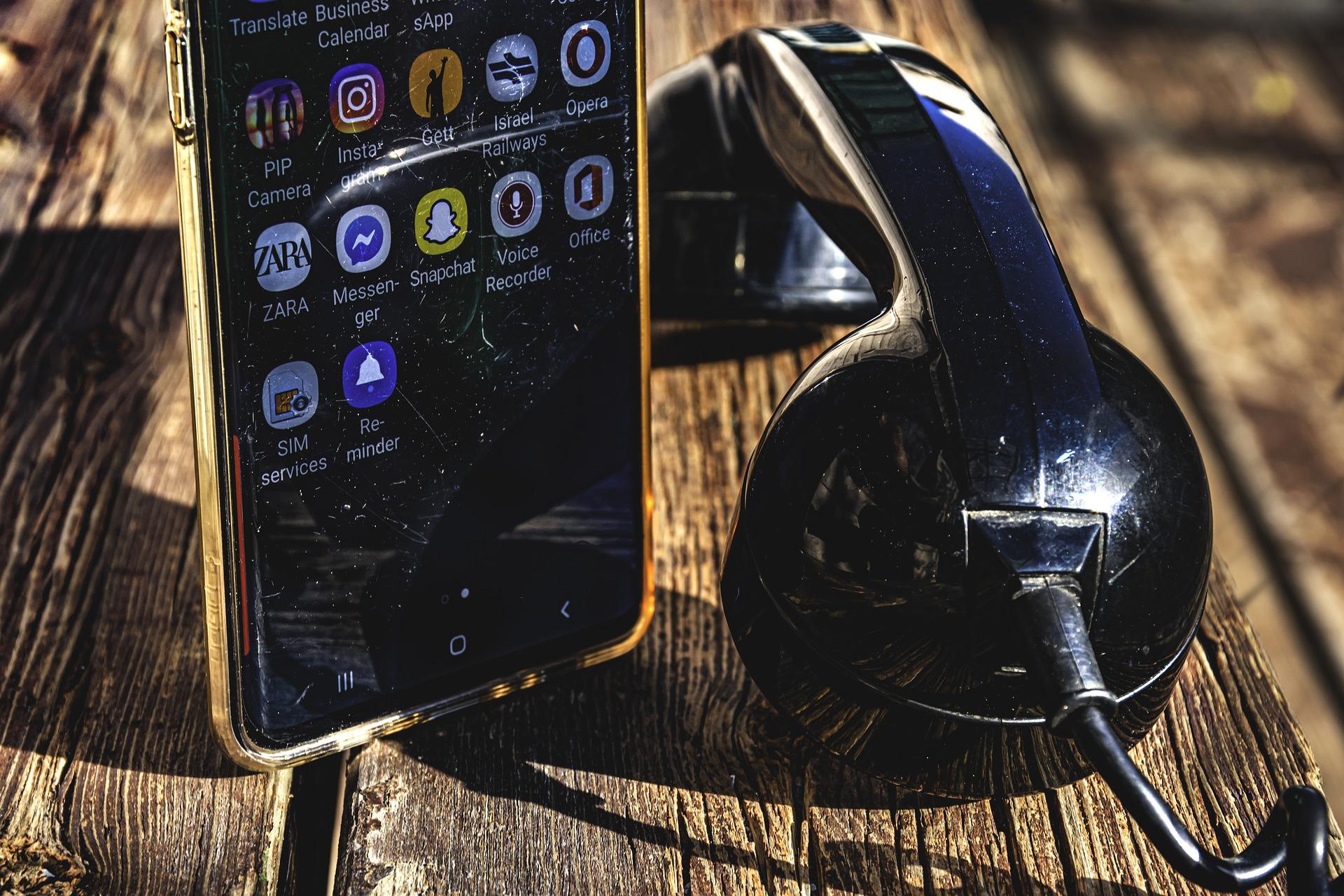 smartphone simple utilisation