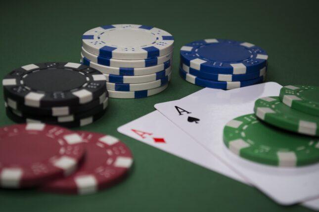 poker et blackjack